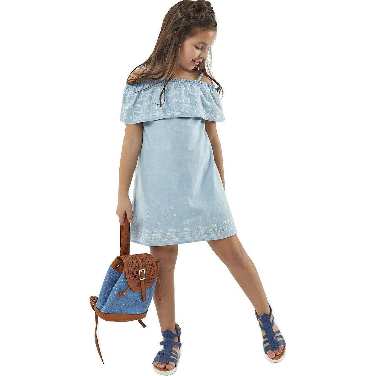 8424c0751b06 Παιδικό    Παιδικό Φόρεμα    ΦΟΡΕΜΑ ΤΖΗΝ-EVITA 198057